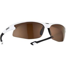 Bliz Motion M5 Brille weiß/braun